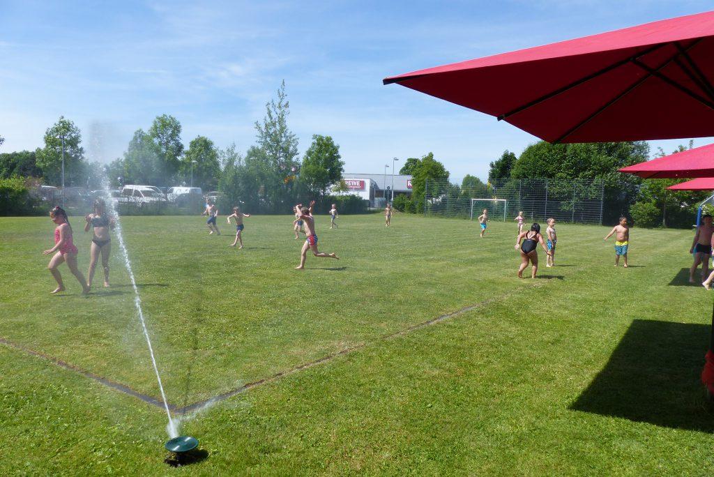 Wohltuende Dusche mit Spaßfaktor